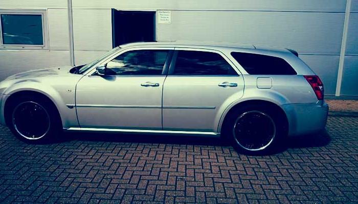 Chrysler 300C 2007 2